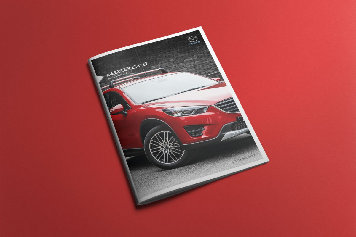 Mazda - catalogue MX5 - couverture